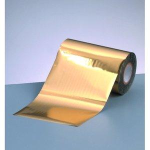 Överföringsfolie 10 cm x 122 m - guld
