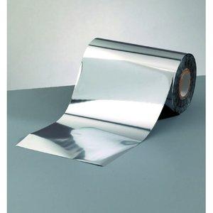 Överföringsfolie 10 cm x 122 m - silver
