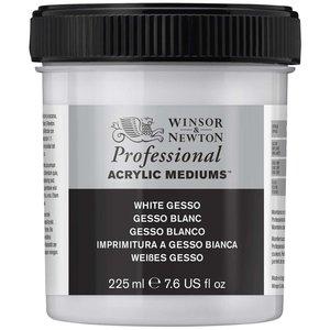 Akrylmedium W&N Professional - Vit Akrylgesso