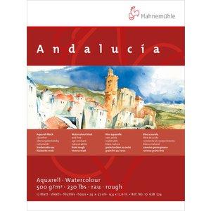 Akvarellblock Andalucía 500g rough/matt - 24x32cm