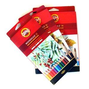 Akvarellpenna Mondeluz - Pappkartong (3 olika storlekar)