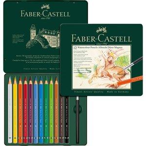 Akvarellpennset Faber-Castell Albrecht Dürer Magnus - 12 pennor
