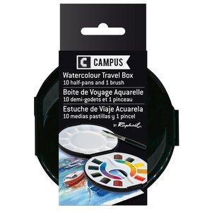 Akvarellset Raphael (Campus) - Watercolour box