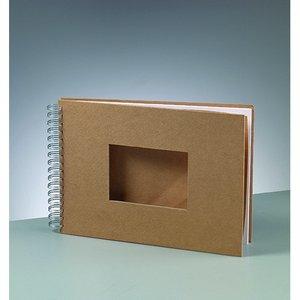 Album för scrapbooking A 4 / 30 x 21