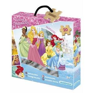 Askpussel 20 bitar - Disney Princess