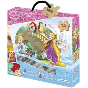 Askpussel 25 bitar - Disney Princess