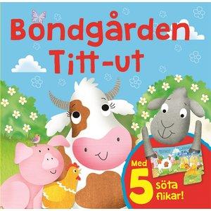 Barnbok Bondgården Titt-ut