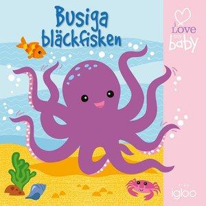 Barnbok Busiga bläckfisken