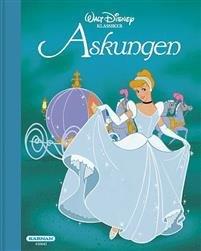 Barnbok Disneyklassiker - Askungen