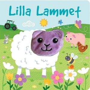 Barnbok Lilla Lammet -  (med fingerdocka)