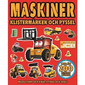Barnbok Maskiner