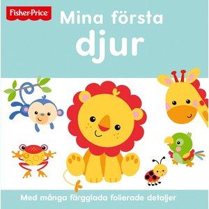 Barnbok Mina första djur - Fisher-Price (Pekbok)