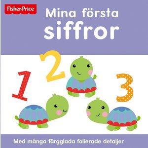 Barnbok Mina första siffror - Fisher-Price (Pekbok)