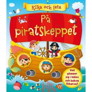 Barnbok På piratskeppet