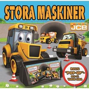 Barnbok Stora maskiner