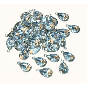 Berlocker Diamanter - 50 st