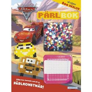 Bilar - Pysselbok Med Pärlor