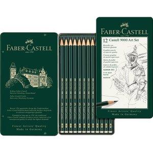 Blyertset Faber-Castell 9000 Art