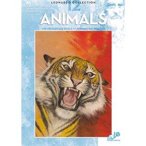 Bok Litteratur Leonardo - Nr 12 Animals