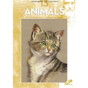 Bok Litteratur Leonardo - Nr 13 Animals