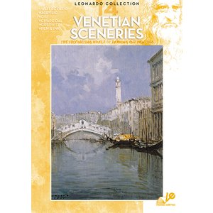 Bok Litteratur Leonardo - Nr 14 Venetian Sceneries