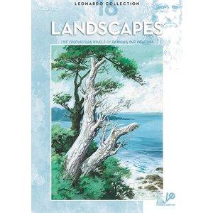 Bok Litteratur Leonardo - Nr 16 Landscapes