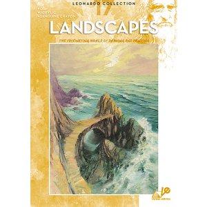 Bok Litteratur Leonardo - Nr 17 Landscapes