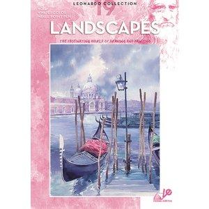 Bok Litteratur Leonardo - Nr 19 Landscapes
