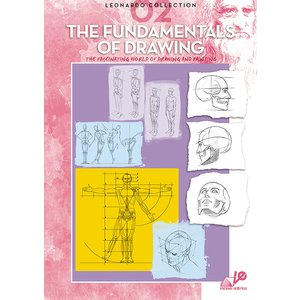 Bok Litteratur Leonardo - Nr 2 The Fundamentals Of Drawing