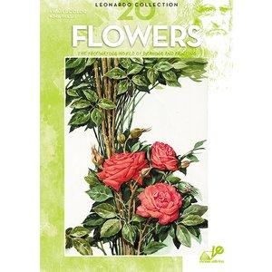 Bok Litteratur Leonardo - Nr 20 Flowers