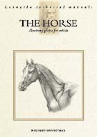 Bok Litteratur Leonardo The Horse