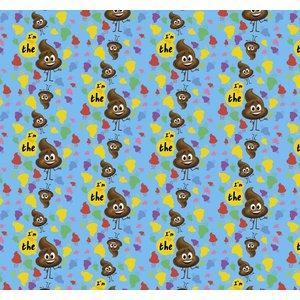 Bokomslag - Poo-emoji