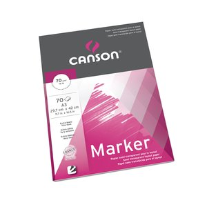 Canson Markerblock 70g