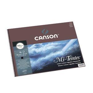 Canson Mi-Teintes 160g Honey Comb Noire