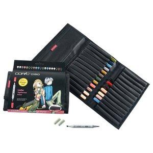 Copic Ciao Väska - 12 pennor - Manga Friend