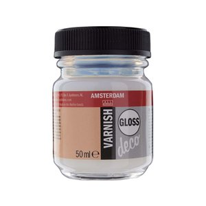 Deco Universalfernissa Amsterdam 50 ml