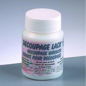 Decoupage lack