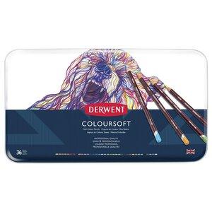 Derwent Colorsoft - 36 Pennor