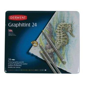 Derwent Graphitint - 24 Pennor