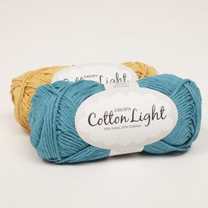 Drops Cotton Light garn - 50g