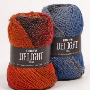 Drops Delight garn - 50g