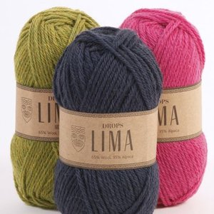 Drops Lima garn - 50g