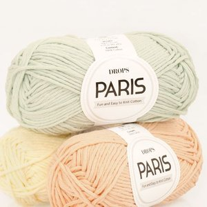 Drops Paris garn - 50g