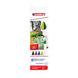 Edding 4600 Textil - Basfärger