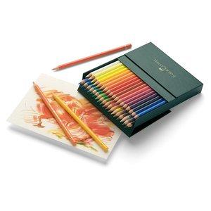 Färgpennor Polychromos Studio Box - 36 Pennor