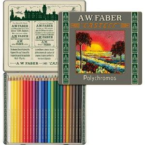 Färgpennset Polychromos 111th anniversary - 24 pennor