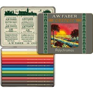 Färgpennset Polychromos 111th anniversary replika - 12 pennor