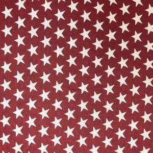 Gardintyg Jaquard Jersey Stjärna