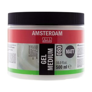 Gelmedium Amsterdam 500 ml - Blank