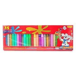 Glitterlim Sense - 25 färger
